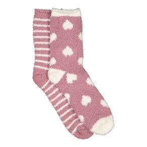 H&H Women's Bed Socks 2 Pack