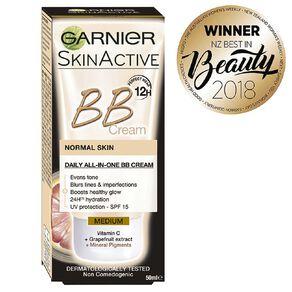Garnier Miracle Skin Perfector BB Cream Medium 50ml