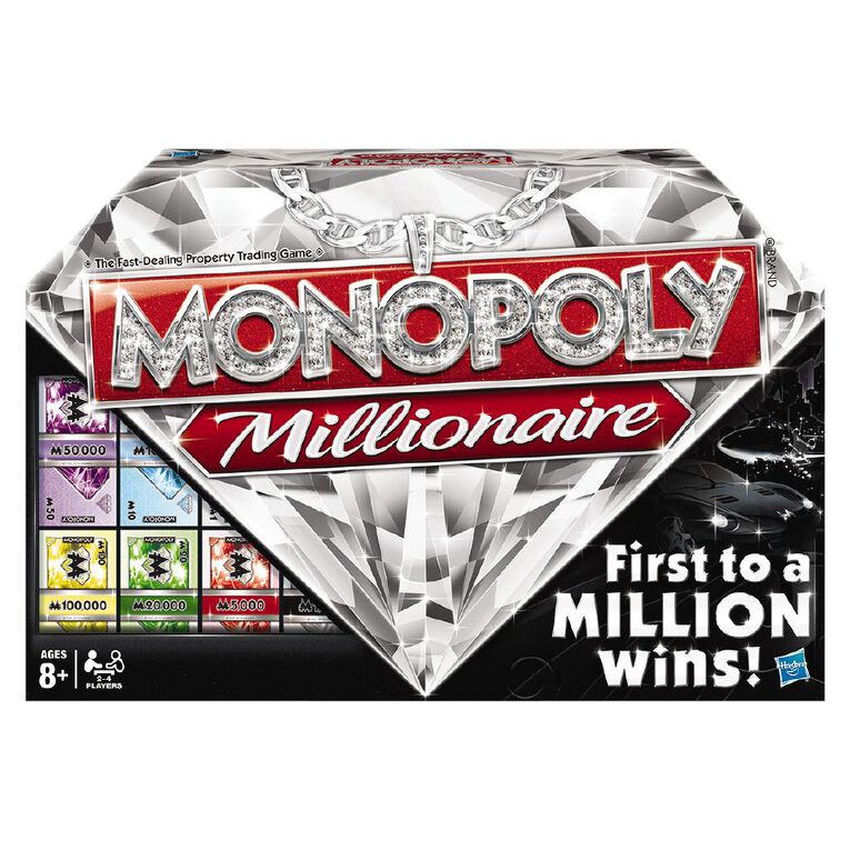 Monopoly Millionaire Game, , hi-res