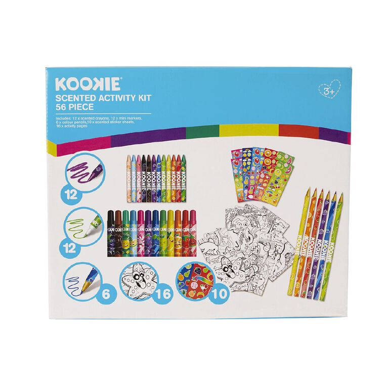 Kookie Scented Activity Kit, , hi-res image number null