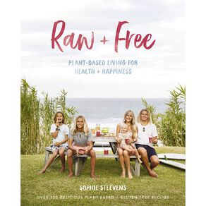 Raw & Free by Sophie Steevens