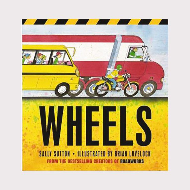 Wheels by Sally Sutton, , hi-res image number null