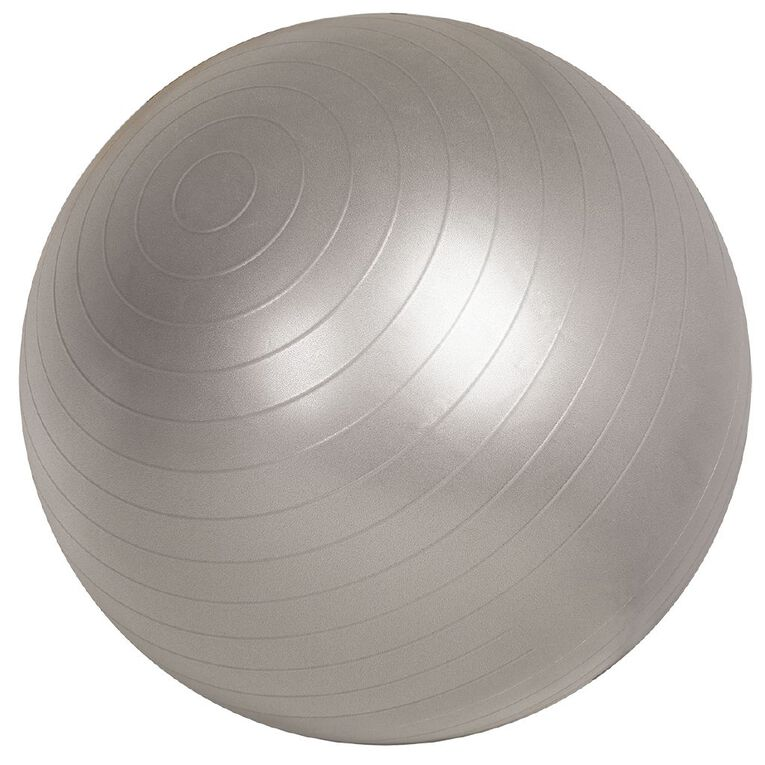 Active Intent Fitness Gym Ball 75cm, , hi-res