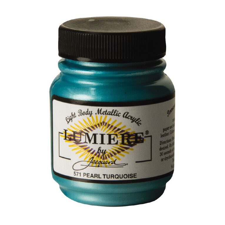 Jacquard Lumiere 66.54ml Pearlescent Turquoise, , hi-res
