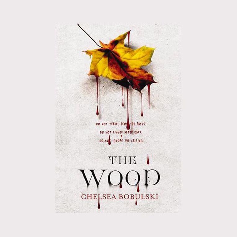 Wood by Chelsea Bobulski, , hi-res