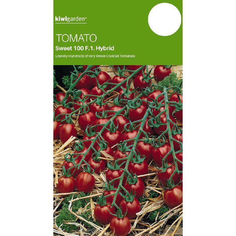 Kiwi Garden Tomato Sweet 100 F1 Hybrid, , hi-res