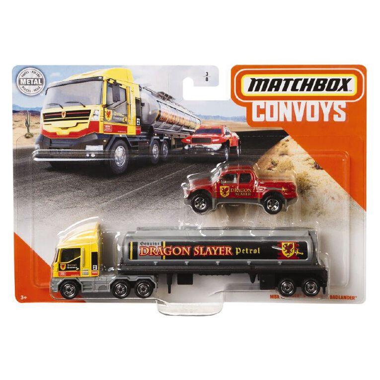 Matchbox Convoy Truck Collector Assorted, , hi-res