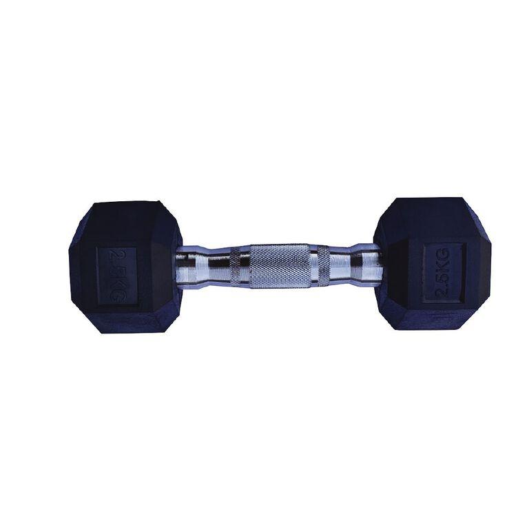 Fila Hex Dumbbell 2.5kg, , hi-res