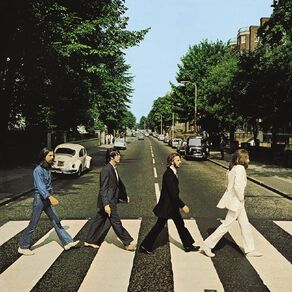 Abbey Road Anniversary CD by The Beatles 1Disc