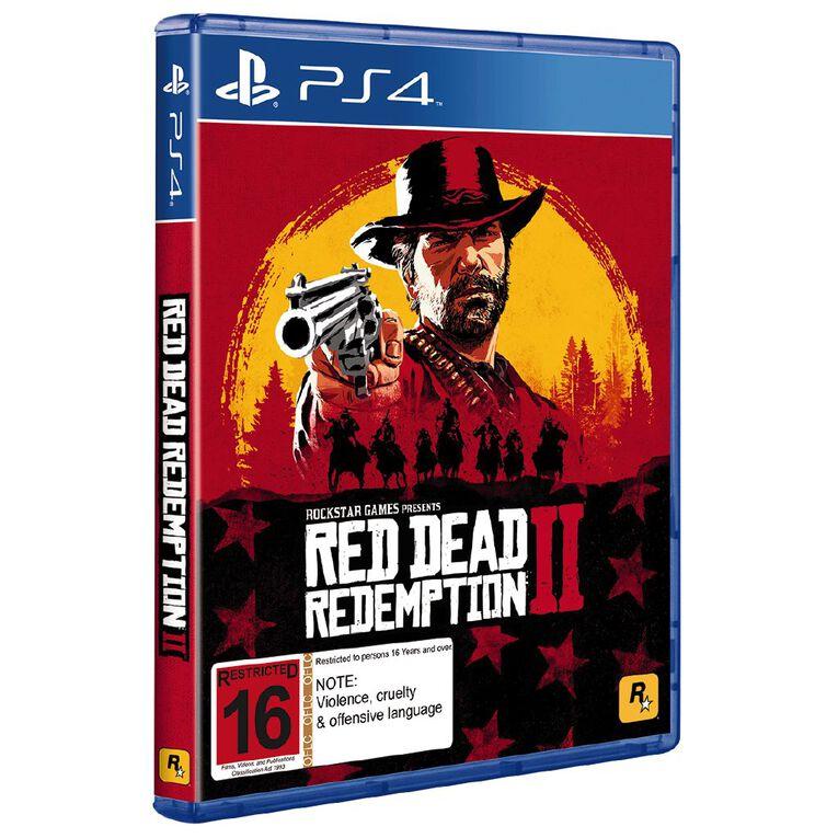 PS4 Red Dead Redemption 2, , hi-res