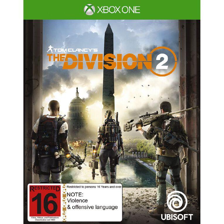 XboxOne The Division 2, , hi-res