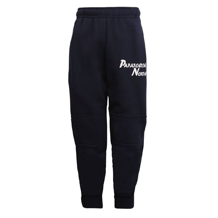 Schooltex Papatoetoe North Trackpants, Navy/Royal, hi-res