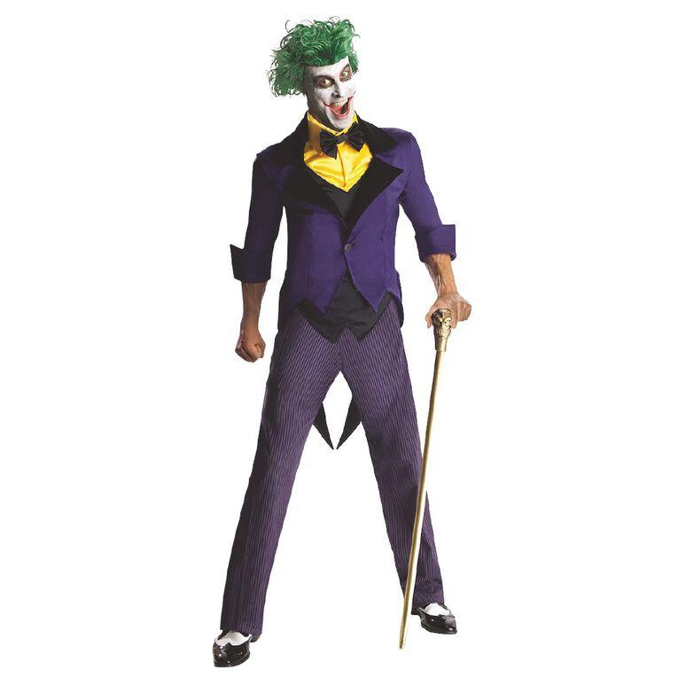 DC Warner Bros The Joker Costume Large, , hi-res