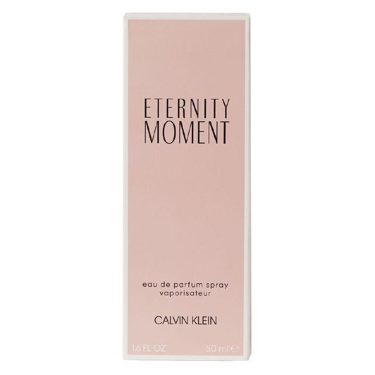 Calvin Klein Eternity Moment EDP 50ml, , hi-res