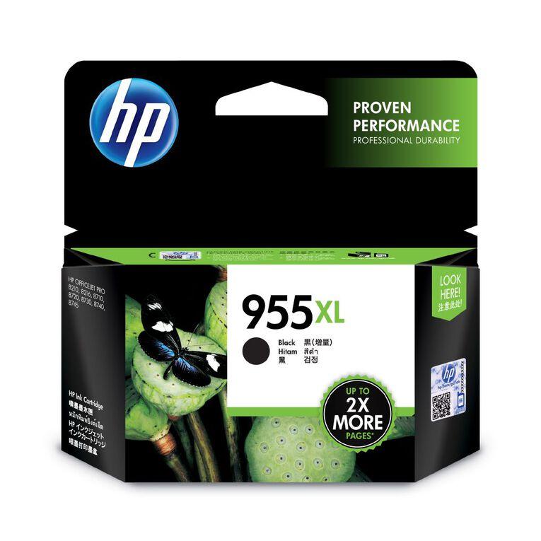 HP Ink 955XL Black (2000 Pages), , hi-res