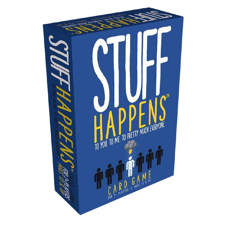 Stuff Happens, , hi-res
