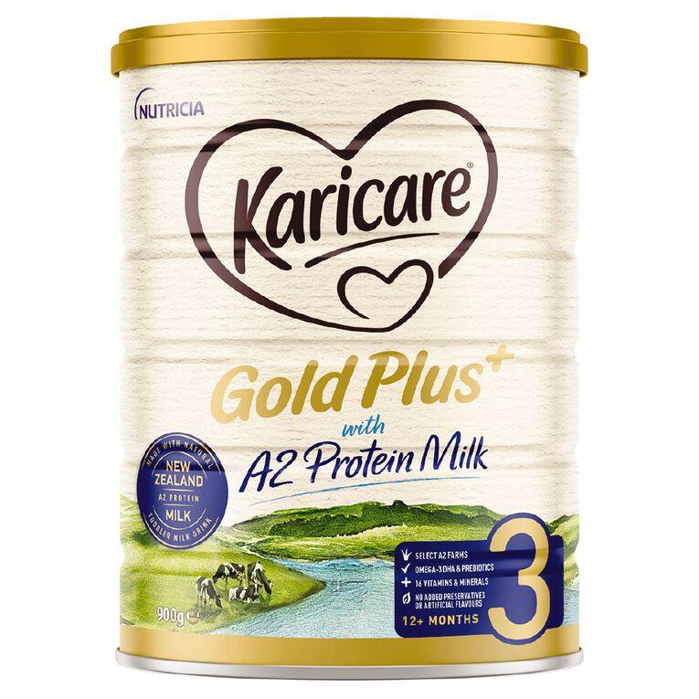Karicare Gold+ A2 Protein Toddler Milk Stage 3 900g 900g, , hi-res