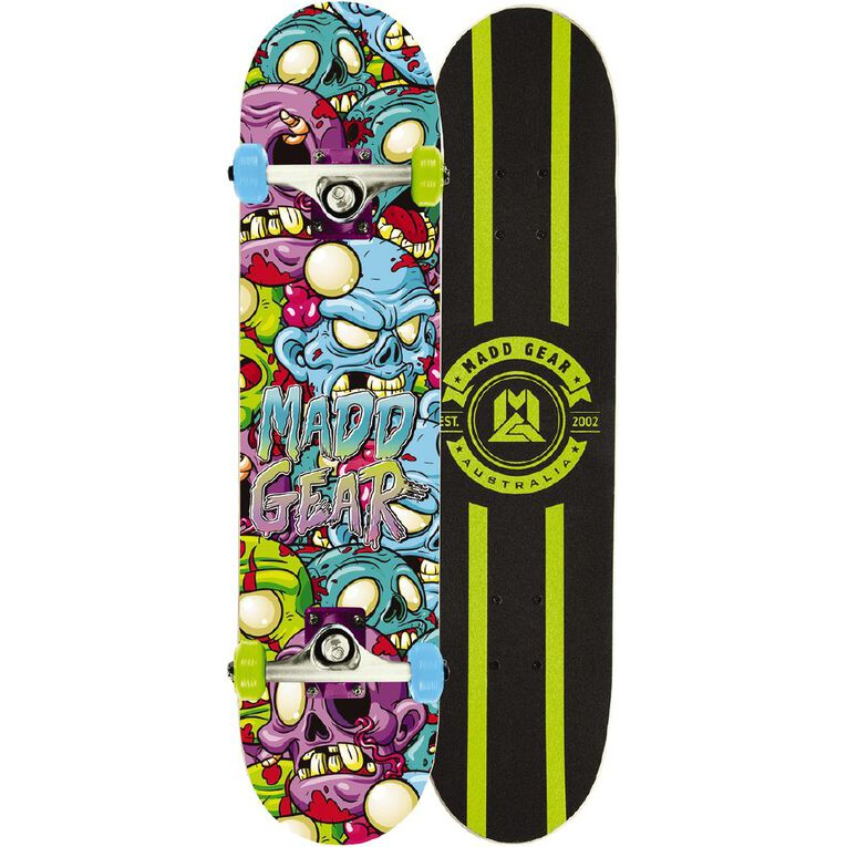 MADD Skateboard 31inch Zombie Party, , hi-res