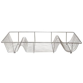 Living & Co Pantry Wire Dish Rack Chrome