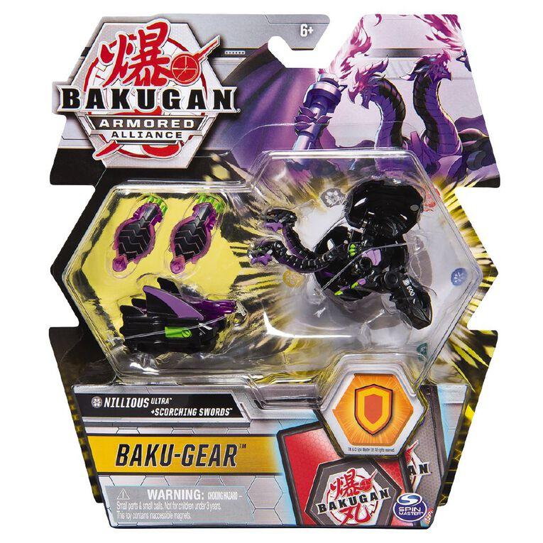 Bakugan Ultra With Battle Gear Assorted, , hi-res