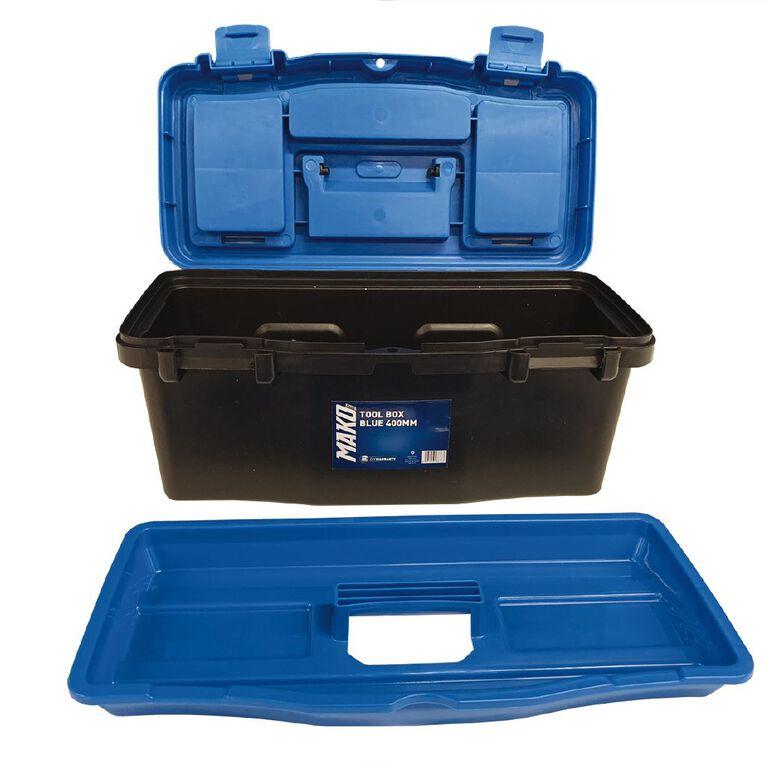 Toolbox Blue 40cm, , hi-res