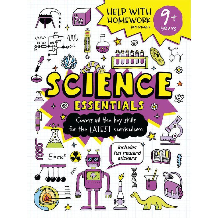 Help with Homework Expert 9+ Science Essentials, , hi-res