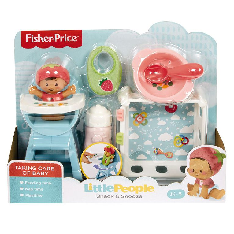 Fisher-Price Little People Small Playset Assorted, , hi-res