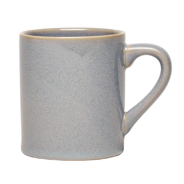 Living & Co Dune Mug Grey, , hi-res image number null