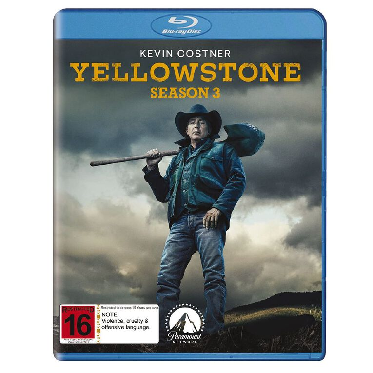 Yellowstone S3 BR 4 Disc, , hi-res