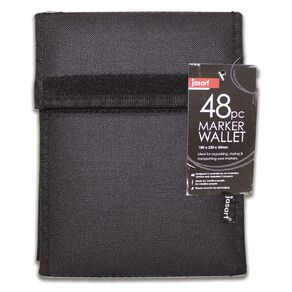 Jasart Marker Wallet 48 Piece