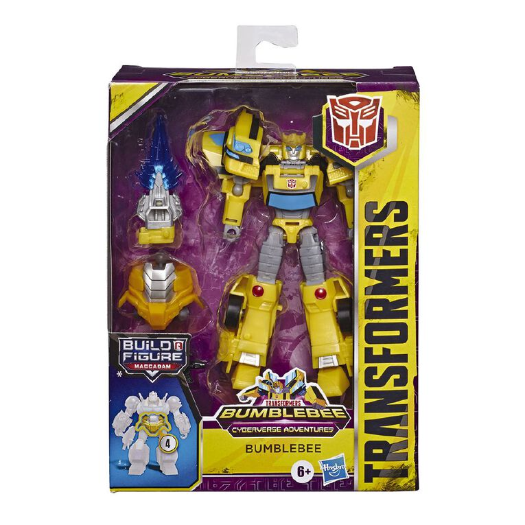 Transformers Cyberverse Deluxe Assorted, , hi-res