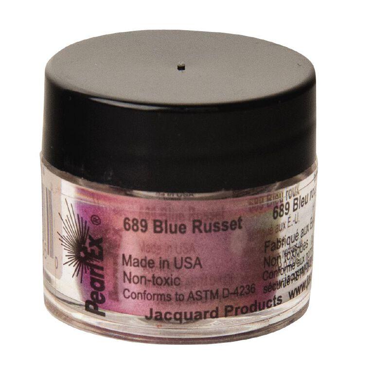 Jacquard Pearl Ex 3g Blue Russet, , hi-res