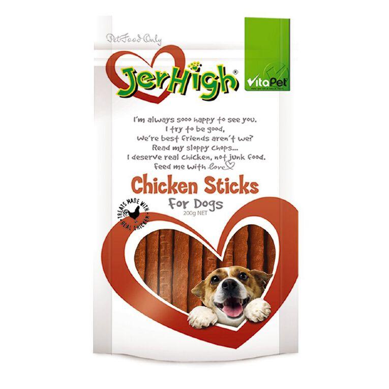 Vitapet Jerhigh Sticks 100g, , hi-res