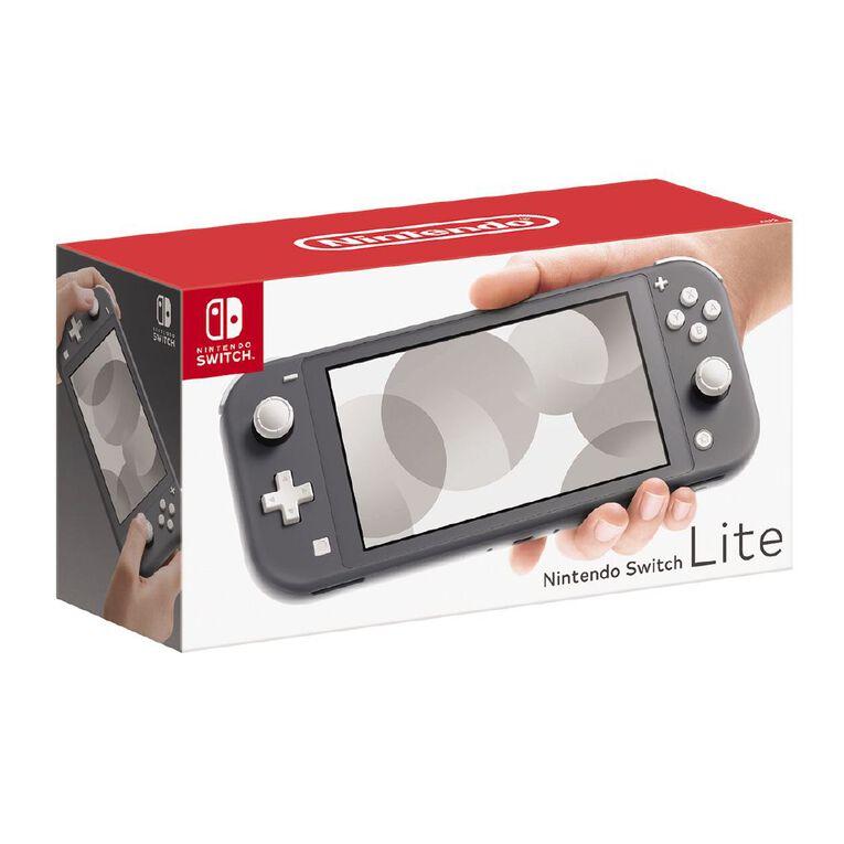 Nintendo Switch Lite Grey, , hi-res