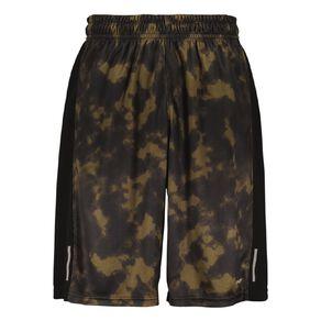 Active Intent Men's Printed Basketball Shorts