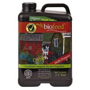 Biofeed Organic Plant Food 2.5L