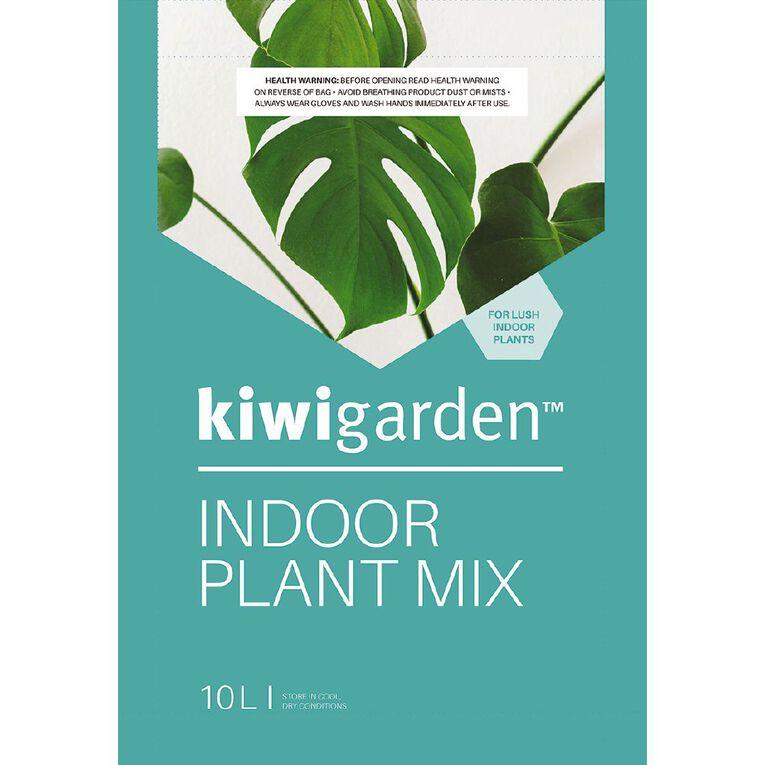 Kiwi Garden Indoor Plant Mix 10L, , hi-res