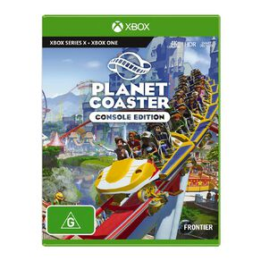 Xbox Series X Planet Coaster