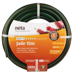 Neta Unfitted Anti-Twist Hose 15m