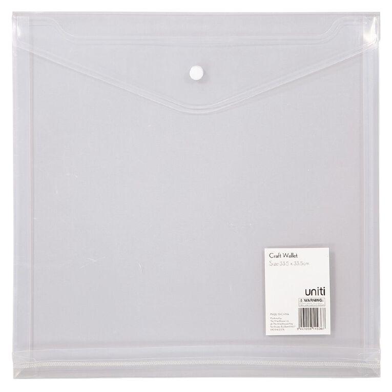 Uniti Craft Wallet 33.5cm x 33.5cm, , hi-res