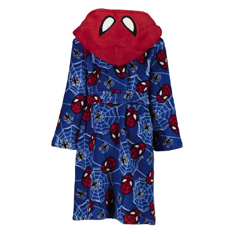 Spider-Man Kids' Robe, Blue, hi-res