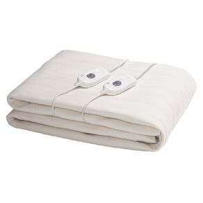 Living & Co Electric Blanket Fitted Double 139 x 187 x 50cm