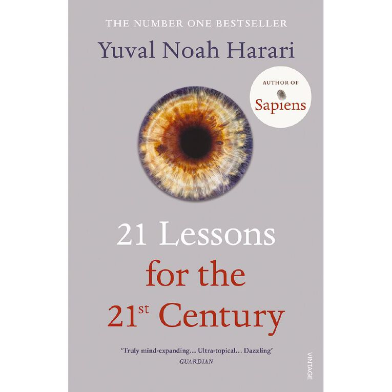 21 Lessons for the 21st Century by Yuval Noah Harari, , hi-res