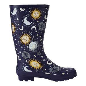 H&H Star Moon Gumboots