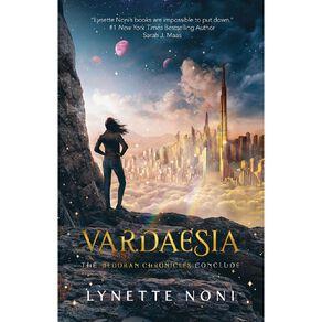 Medoran #5 Vardaesia by Lynette Noni