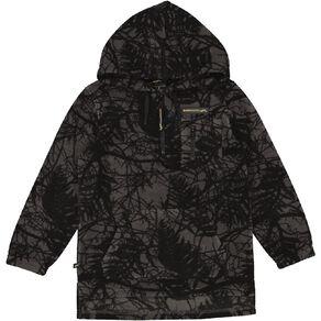 Back Country Microfibre Hooded Sweatshirt