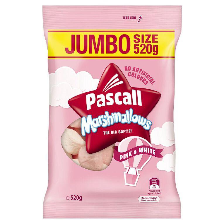 Pascall Marshmallows 520g, , hi-res