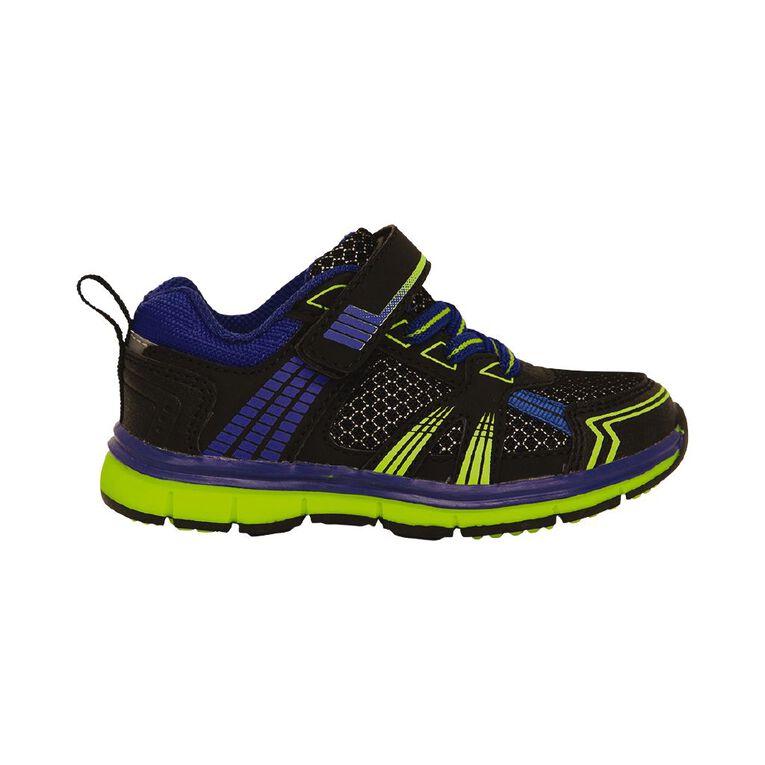 Active Intent Kids' Bridge Shoes, Blue, hi-res