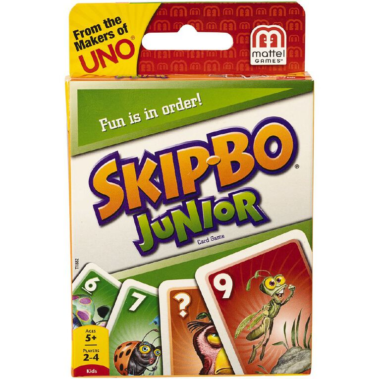 Skip Bo Junior Game, , hi-res image number null