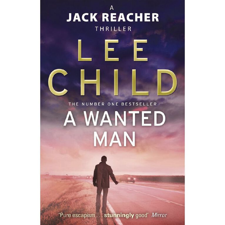 A Wanted Man by Lee Child, , hi-res